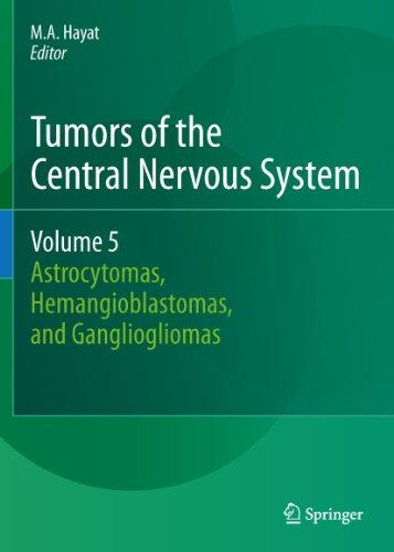 Tumors of the Central Nervous System, Volume 5: Astrocytomas, Hemangioblastomas, and Gangliogliomas