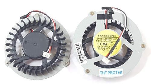 Kompatibel für Samsung R70 R560 R700 P208 P210 Q208 Q210 Lüfter Kühler Fan Cooler
