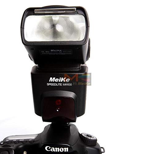 Meike MK-430 MK430 TTLlite - Flash para Todas Las cámaras Nikon DSLR SB-600, 700, D90, D300S, D800, D3200, D5100, D3100, D3300, D5200
