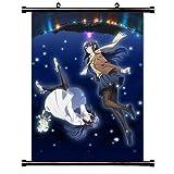 ROUNDMEUP Rascal Does Not Dream of Bunny Girl Senpai (Seishun Buta Yarou wa Bunny Girl Senpai no Yume wo Minai) Anime Fabric Wall Scroll Poster (16x23) Inches [A] Rascal Does Not Dream-2
