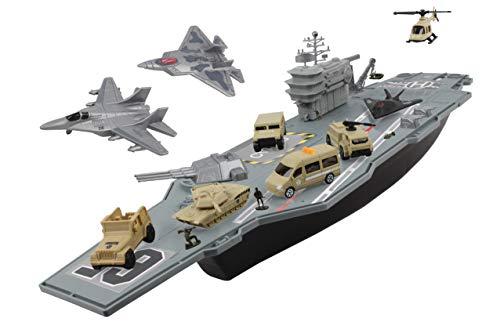 Daron Worldwide Trading Aircraft Carrier BP96243 Playset