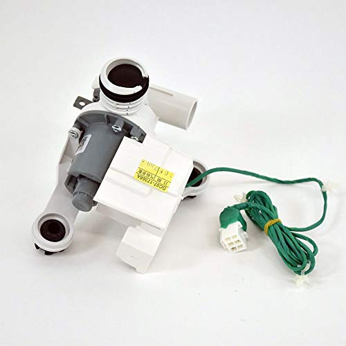 Samsung dc97–17366una lavadora bomba de drenaje Asamblea