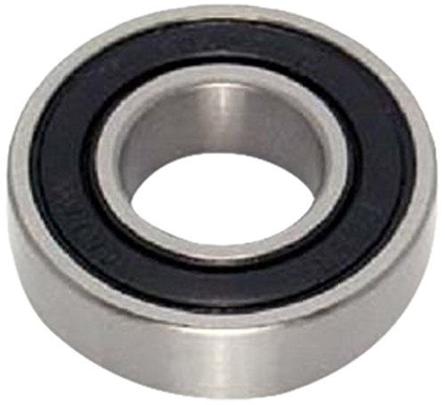 Peer Bearing 6203-RLD 6200 Series Radial Bearings, 17 mm ID, 40 mm OD, 12 mm Width, Single Lip Seal