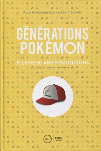 Générations Pokémon: Plus de 20 ans...