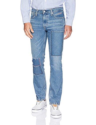Levi's 511 Slim Fit Jeans, Infrangibile, Elasticizzato, 32W / 32L Uomo