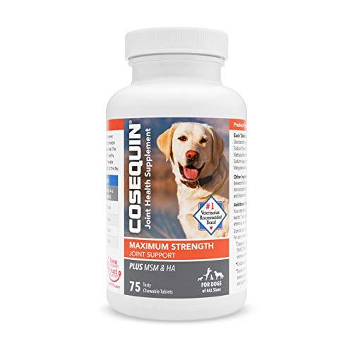 Cosequin Maximum Strength PLUS MSM PLUS Hyaluronic Acid (HA)