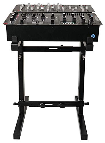Rockville Portable Mixer Stand - Adjustable Height and Width! (RXS20 )