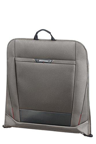SAMSONITE PRO-DLX 5 - Garment Sleeve Porta abiti, 56 cm, 23 liters, Grigio (Magnetic Grey)