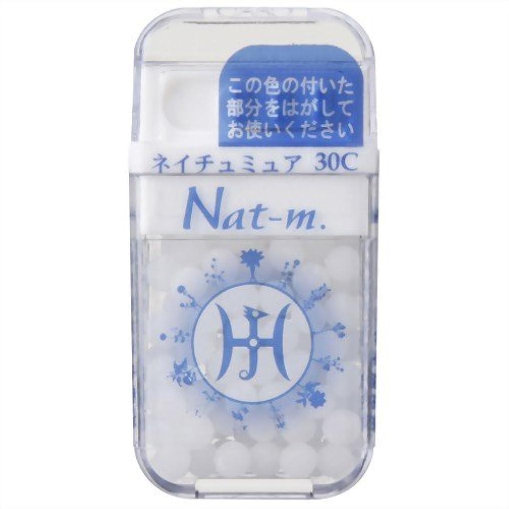 スカイ成人期不誠実ホメオパシージャパンレメディー Nat-m.  ネイチュミュア 30C (大ビン)