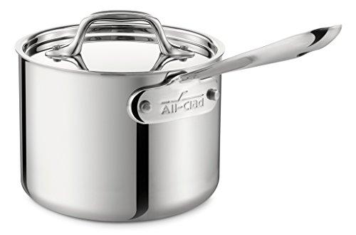 Batterie de Cuisine 5 Pièces All-Clad en Acier Inoxydable - Modèle 401599 - 3