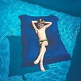 LIVEDECO - Pouf Géant Piscine BiG52 Pool - Bleu