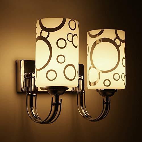 LHTTCZZB. La lampada da parete americano Lampada da comodino soffitto parete della luce Lampada da comodino lampada da letto Porta Lampada Living Room lampada in camera Retro Corridoio Corridoio Nord