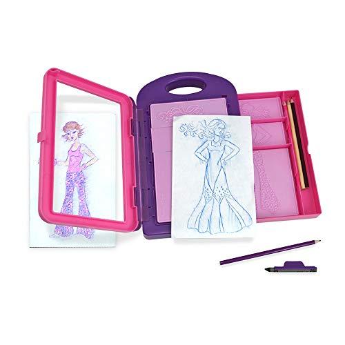 Melissa & Doug 14312 Kit di Attività per Creazioni di Moda