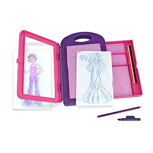Product Image of the Fashion Design Activity Kit
