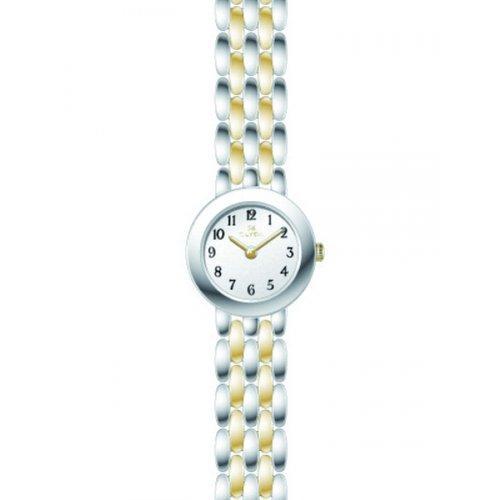 Clyda CLA0062BABX - Reloj analógico de Cuarzo para Mujer co