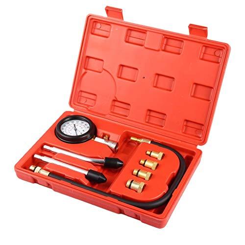 YusellYu_Mädchen Strampler Jumpsuit Yusell Benzin Kompressionsprüfgerät für Gasmotorzylinder Kit Gauge Automotive Diagnostic