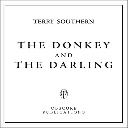 The Donkey and the Darling audiobook cover art