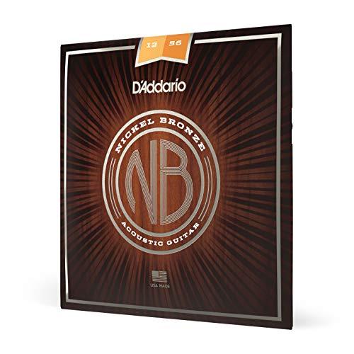 D'Addario Nickel Bronze Strings