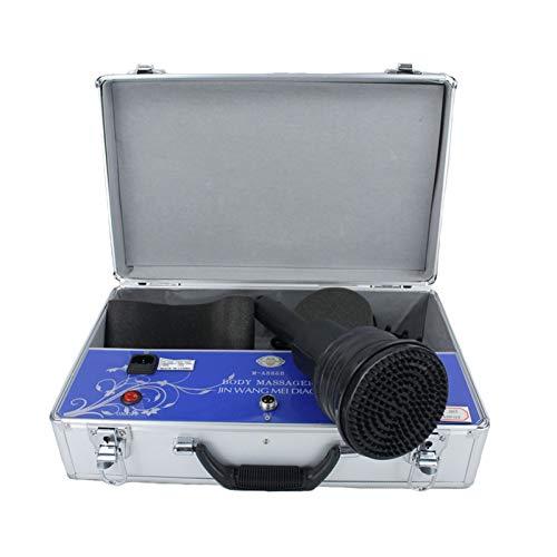 Portátil G5 Masajeador vibrador corporal con 5 asas, vibración muscular máquina de adelgazamiento