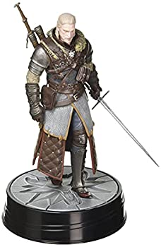 Dark Horse Deluxe The Witcher 3  Wild Hunt  Geralt Grandmaster Ursine Figure