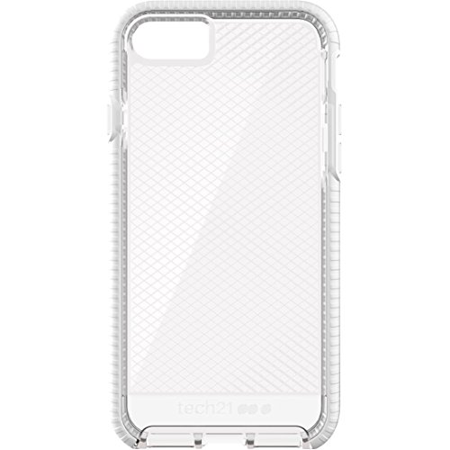 Tech21 Evo Check for iPhone 7 - Clear White