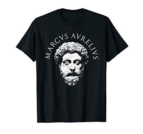 Stoicism Ancient Rome Marcus Aurelius Stoics Gift T-Shirt