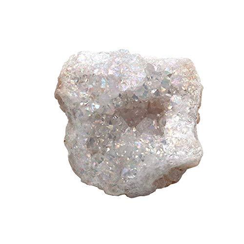 Namvo Galvanotecnica Naturale Agata Cristallo Cluster Cornucopia Feng Shui Pietre preziose Decorative in Pietra per la creazione di Gioielli