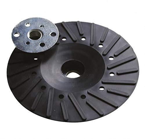 Leman 117.06 Plato caucho para disco de fibra (amoladora)