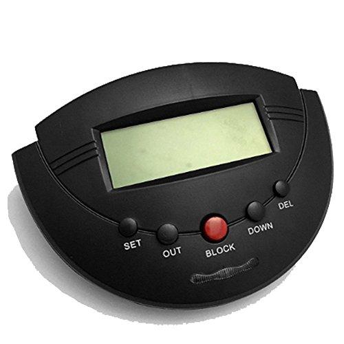 LeeKer LK-P06B Phone Call Blocker Blacklist Caller ID Display Box Dual Signal FSK/DTMF No More Nuisance Calls(Black)