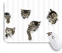 マウスパッド 個性的 おしゃれ 柔軟 かわいい ゴム製裏面 ゲーミングマウスパッド PC ノートパソコン オフィス用 デスクマット 滑り止め 耐久性が良い おもしろいパターン (自分を愛するブラックレタリングゴールデンリップモダンな碑文)