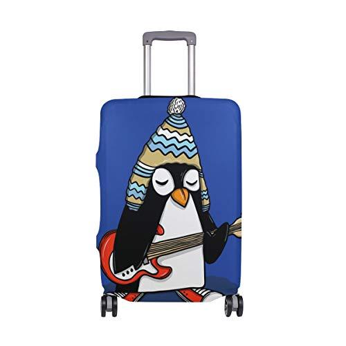 FANTAZIO - Funda Protectora para Maleta, diseño de pingüino