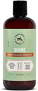 Rocco & Roxie Dog Shampoos for All Dogs - Soothe Oatmeal Shampoo for Dry Itchy Skin, Calm Hypoallergenic Shampoo for Sensitive Skin, and Shine Argan Oil Conditioning Shampoo…