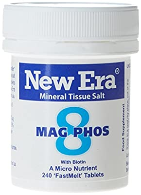 New Era Number 8 Mag. Phos. Tablets - Pack of 240