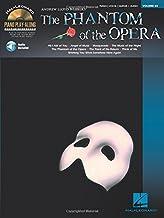Piano Play-Along Volume 83: Phantom Of The Opera (Book/Online Audio) (Book & CD)