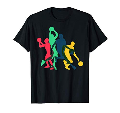 Vintage Basketball T-shirt Gifts for Men, Women, Kids T-Shirt - http://coolthings.us