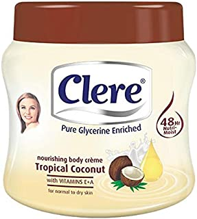 Tropical Coconut Nourishing Body Cream