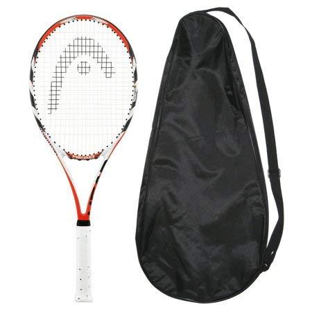 Head Microgel Radical Midplus–con cuerdas, MP raqueta de tenis
