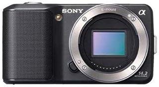 Sony Alpha NEX-3 Interchangeable Lens Digital Camera Body (Black)