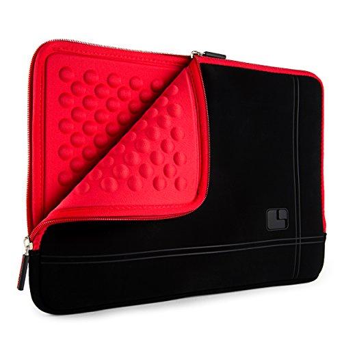 SumacLife 15.6inch Absorbente de Impacto Red Funda Adecuado ASUS VivoBook, ZenBook, TUF, ROG, Transformer Book