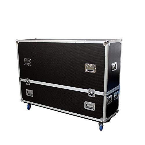 ProX- EV ZLX12P Dual speaker ATA flight case