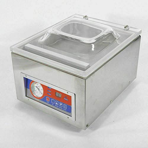 Envasadora al vacío, máquina de envasado al vacío, 120 W, los alimentos se mantienen frescos y naturales durante más tiempo.