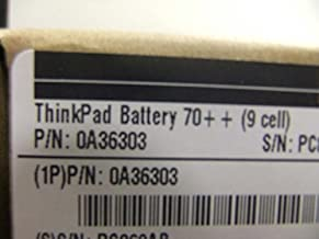 Lenovo Battery Thinkpad 70++ 94 Wh T 400 Series - for Notebook - Battery Rechargeable
