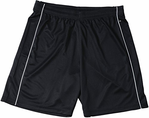 Basic Team Shorts Junior/James & Nicholson (JN 387k) XS S M L XL XXL SCHWARZ,XS (98-104)