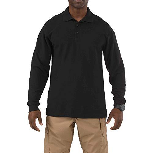 5.11 T-Shirt à Manches Longues pour Homme XL Noir