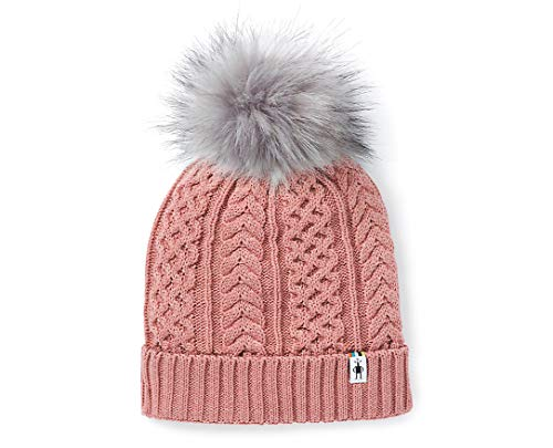 Smartwool Lodge Girl Beanie Canyon Rose Heather One Size