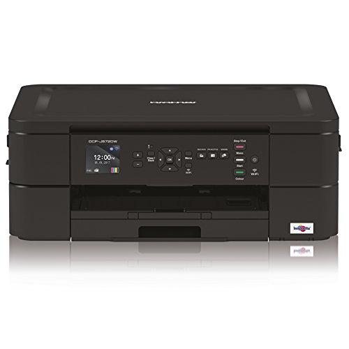 Impresora Brother de tinta continua 3 en 1