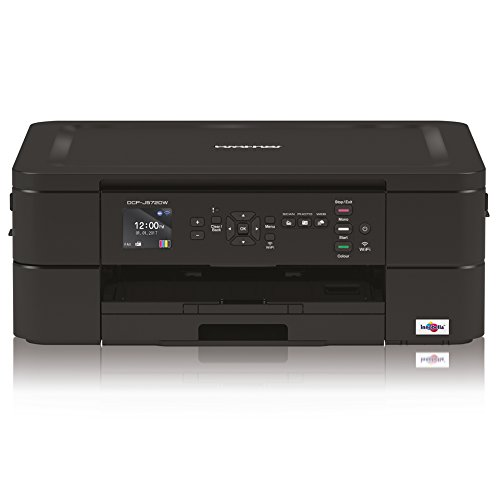 Brother DCP-J572DW 3-in-1 Tinten-Multifunktionsgerät (Drucker, Scanner, Kopierer)