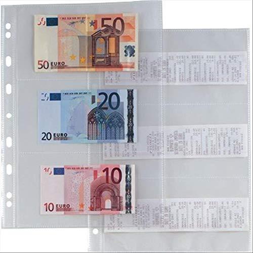Sei Rota 662217 Busta Porta Banconote e Scontrini Fiscali