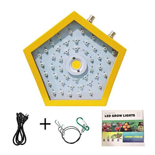 LED plant wax licht, binnen- plant lamp fruit kinderen tuin balkon kas ijzer acryl