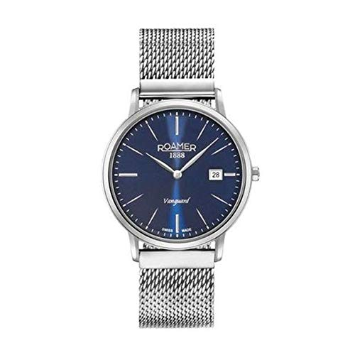 Roamer 979809414590 Reloj de Pulsera para Hombre